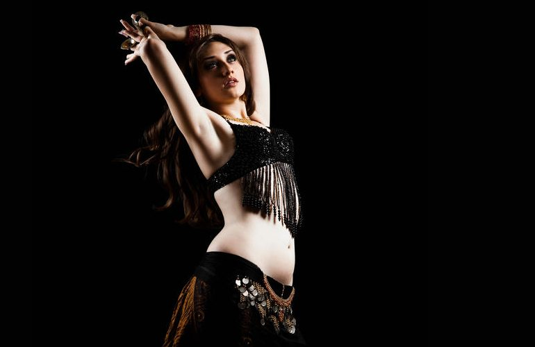 belly dancing my way to a flat stomach