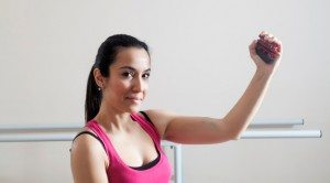 Flaunting the Flabby Arms—No Way!